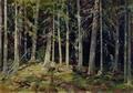 Лес - 1888 год