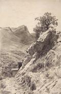 В горах Гурзуфа - 1879 год
