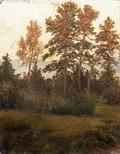 Опушка леса - 1892 год