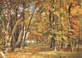 Ранняя осень - 1889 год