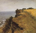 У берегов Финского залива (Удриас близ Нарвы) - 1888 год
