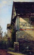 Домик в Дюссельдорфе - 1865 год