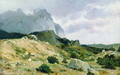 Скалистый берег - 1879 год