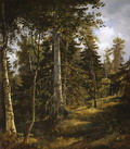 Лесная чаща - 1867 год